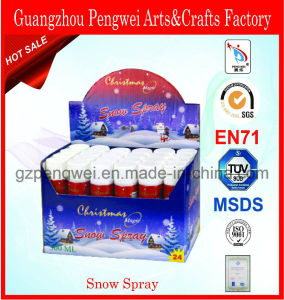 Cheapest Christmas Spray Snow for Window Decoration pictures & photos