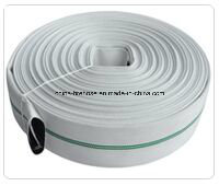 "2.5""Iuch High Temperature Resistant and High Pressure Resistance Fire Fighting Hose pictures & photos"