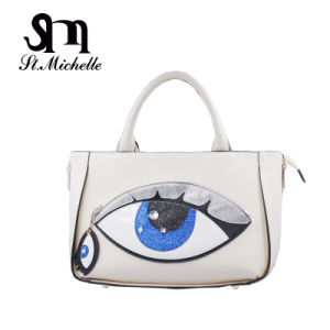 Fashion PU Woman Hangbag pictures & photos