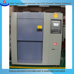 Laboratory High and Low Temperature Climatic Thermal Shock Testing Equipment pictures & photos