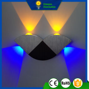4W Butterfly LED Decorate Indoor Walllight