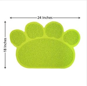 Large Pet Supply Cat Litter Box Mat pictures & photos