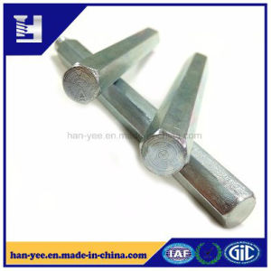 Custom Industrial Fasteners Bolt Hex Rod pictures & photos