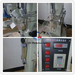 Laboratory XFD Series Single Grooved Flotation Machine pictures & photos