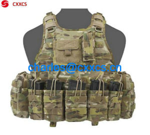 Reliable Tactical Vest (CXXCS) Manufacturer of Military Equipments pictures & photos