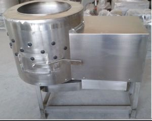 Horizontal Claw Skin (oil) Machine pictures & photos