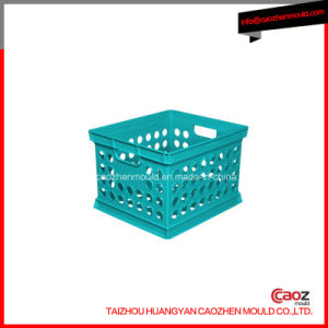Plastic Rectangular/Grape Crate Injection Molding