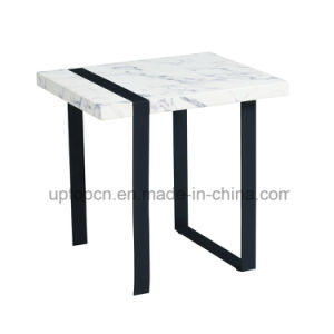 2017 Rectangular Cafe Marble Hotel Restaurant Table for Talking (SP-GT437) pictures & photos