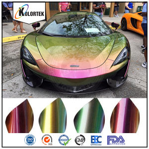 Color Changing Rubber spray Pigment Supplier pictures & photos