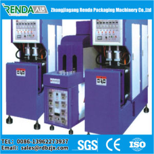 Semi Automatic Bottle Blowing Moulding Machine pictures & photos
