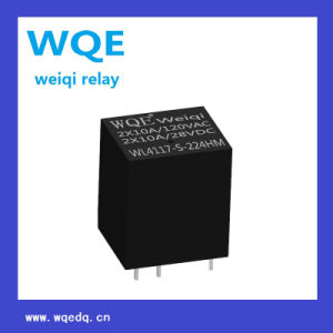 (WLF4117) PCB Relay Miniature Automotive Relay for Auto Parts pictures & photos
