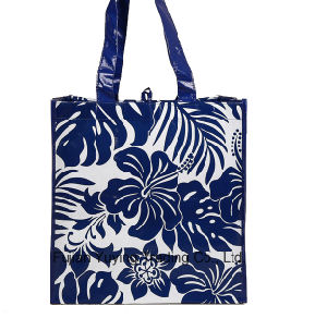 Non Woven Tote Shopping Bag with Customized Printing