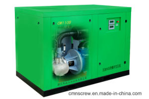 Water Injected Screw Air Compressor Cm110b 150HP pictures & photos