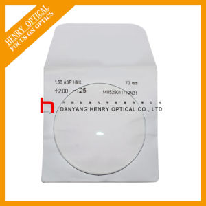 1.61 High Index Single Vision Asp Optical Lens Hc pictures & photos