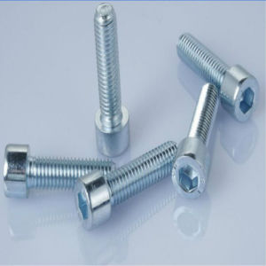Bolts Hex Socket Cap Screws of DIN912 Class 12.9 Zp