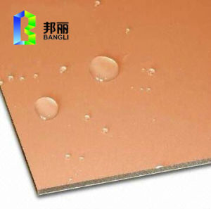 PVDF Aluminum Composite Panel Fireproof Building Material Decoration Panel