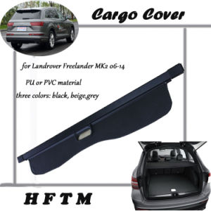 Parcel Shelf Tonneau Cargo Cover for Landrover Freelander Mk2 06-14 pictures & photos