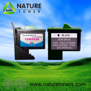 Remanufactured Ink Cartridge 10n0016, 10n0026for Lexmark Printer pictures & photos