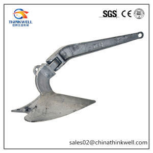 Marine Hardware Hot Dipped Galvanized Plow Anchor pictures & photos