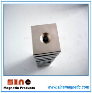 Strong Block Magnet / Rectangle Neodymium (N35 / N40) pictures & photos