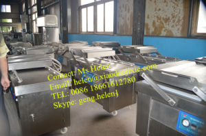 High Capacity Dz-400/2s Vacuum Packing Package Machine for Food pictures & photos