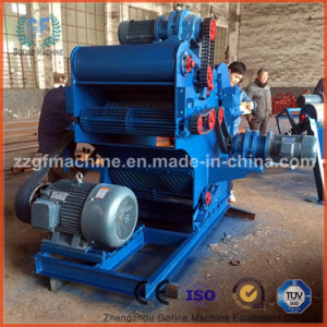 Small Drum Wood Chipper Price pictures & photos
