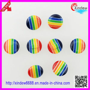 Colorful Children Button for Garment pictures & photos