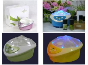 Ultrasonic Aromatherapy Nebulizer Diffuser Made in China pictures & photos