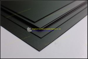 3k Carbon Fiber Plate 1mm, 1.5mm, 2mm Thickness