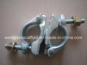 Scaffolding Clamp|Pipe Fittings|Forged Scaffold Swivel Coupler pictures & photos