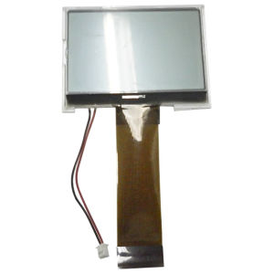 FSTN 128 X 64 DOT Matrix LCD Module Display with White LED Backlight (VTM88729A)