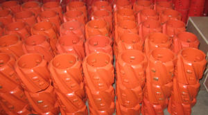 Spiral Blade Rigid Centralizer with Roller/Spiral Glider Centralizer pictures & photos