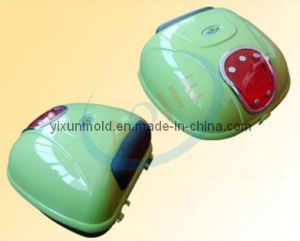 Motorcycle Tail Box Plastic Injection Mould pictures & photos