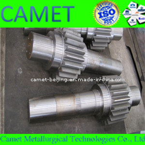SAE8620 Gear Shaft for Gear Box pictures & photos