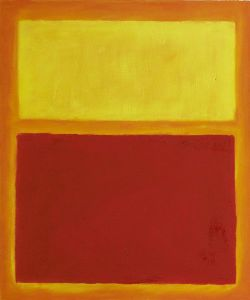 Rothko Abstract Oil Painting Reproduction pictures & photos