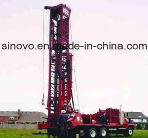 SNR400C multifunctional crawler mounted water well drilling rig pictures & photos