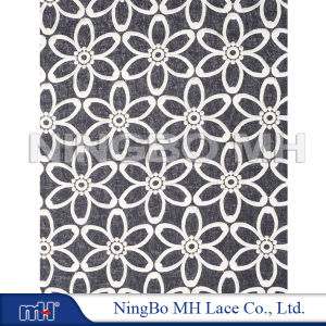 China Cotton Organza Lace Fabric on Sale