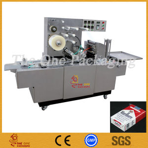 Cellophane Over-Wrapping Machine for Cigarette Box