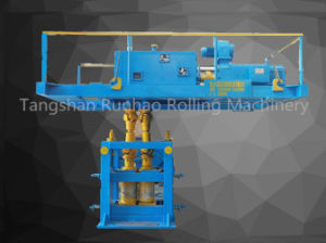 Rebar Steel Rolling Mill Machine Making Line. pictures & photos