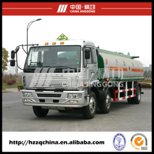 21000L Carbon Steel Fuel Tank Transportation (HZZ5254GJY) for Sale