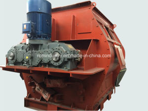Double Shaft Driven Mixer