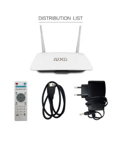 HD TV Box Q2 with WiFi&Bluetooth