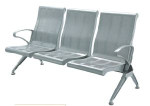 3-Seater High Back Clinic Waiting Chair (YA-108) pictures & photos