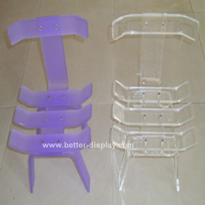 Acrylic Kid Chair (BTR-Q3004)