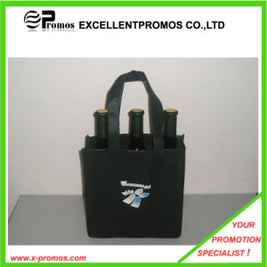 Promotional Non Woven Bottle Wine Bag (EP-B1302) pictures & photos