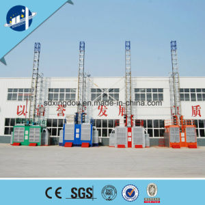 Construction Hoist/Elevtor Building Lift Use Turnover Ramp Customized pictures & photos