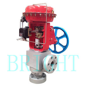 Hfs/Hfc /Hfas/Hfac Pneumatic High Pressure Forged Control Valve