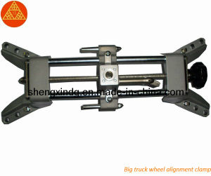 Truck Vehicle Wheel Alignment Aligner Adaptor Adapter Localizer Clip Clamp Clamper (JT001G) pictures & photos