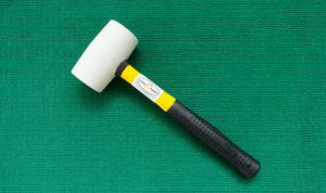 White Color Rubber Hammer for Building