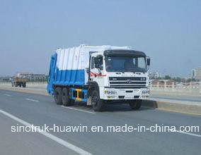 Sinotruk HOWO 16m^3 Compressed Garbage Truck pictures & photos